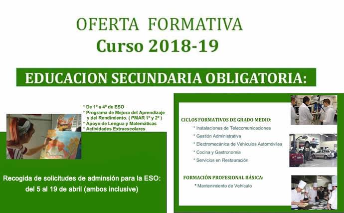 OFERTAFORMATIVA2018-19